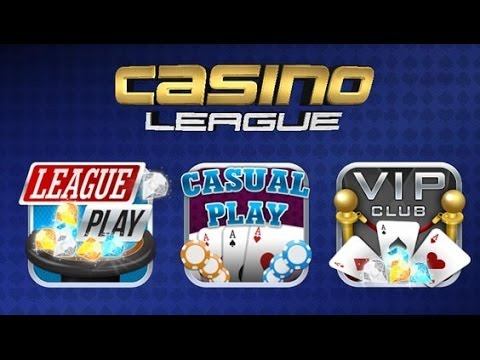 Casino League - Trailer HD (Download game for Android & Iphone/ipad)
