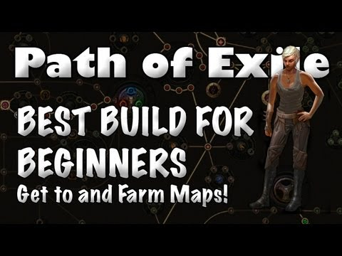 Path of Exile: Best Beginner Build to Get to (And Farm) Maps - Tanky LA BM Ranger