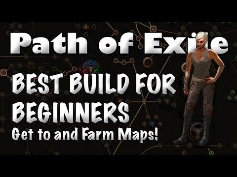 Poe   Best Beginner Build