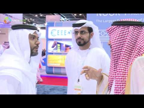 ACWA POWER WETEX 2016 EXHIBITION STAND BY MICESUS LLC