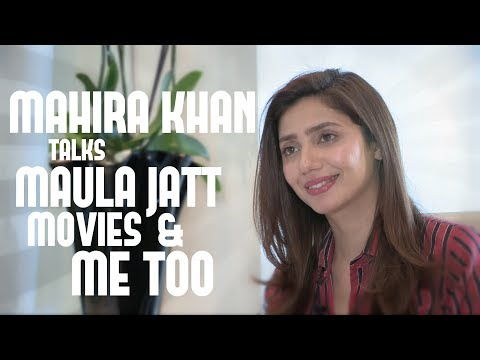 Mahira Khan Interview on Maula Jatt, harassment & the haters