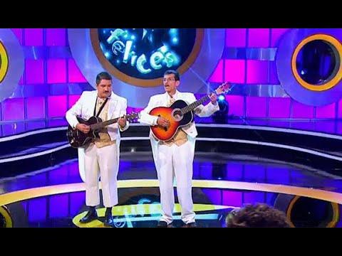 El dúo musical más alegre llenará de poesía pura a Sábados Felices