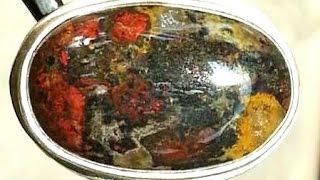 Cara TES KEASLIAN Batu Mulia BADAR BESI - How to Test Badar Besi Gemstone [HD]