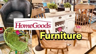 HomeGoods SHOP WITH ME Furniture Shopping