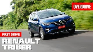 Renault Triber | First Drive | OVERDRIVE