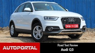 Audi Q3 Test Drive Review - Autoportal