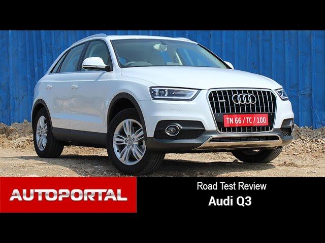 Audi Q3 Test Drive Review - Autoportal