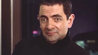 Wrong Building | Johnny English | Funny Clip | Mr Bean Official