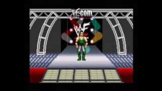 WWF Road to Wrestlemania GBA All Entrances