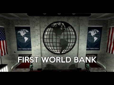 [Payday 2] Death Wish - First World Bank (First Look)
