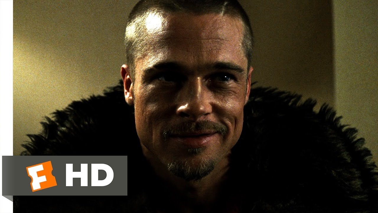 Fight Club Movie Quotes Wallpaper Fight Club 5 5 Movie Clip Letting Yourself Become