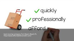best moving company Fort Myers Beach FL