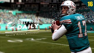 Madden 19 Miami Dolphins CFM Epi.16 Week 13 Vs Bills