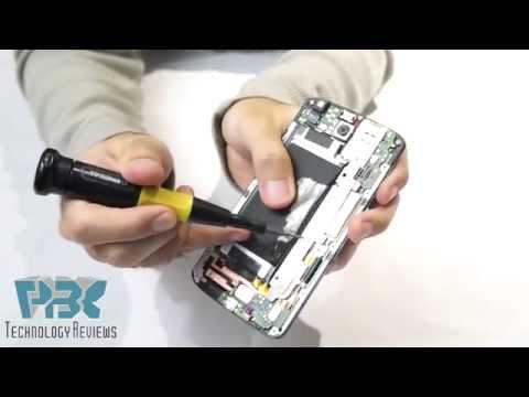 Motorola Droid Turbo 2 XT1585 XT1580 Moto X Force Disassembly Teardown