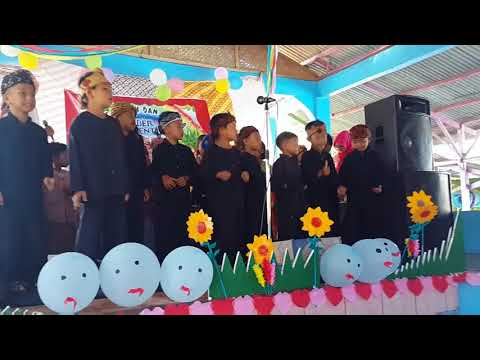 Medley lagu lagu oleh anak anak Kober Mentari Cimalaka
