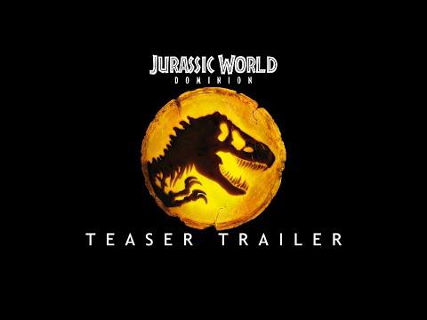 Jurassic World 3: Dominion (2022) Teaser Trailer Concept - Laura Dern, Chris Pratt Movie - Smasher