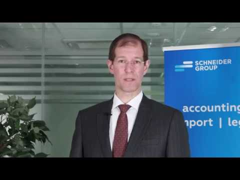 SCHNEIDER GROUP – Volatility of currency affecting your balance sheet