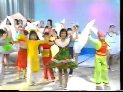 Trái đất này là của chúng em - Biểu diễn: Tốp ca thiếu nhi quận 1, quận 5, quận Tân Bình và nhóm múa