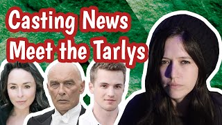 Game of Thrones S06 News - Meet the Tarlys!