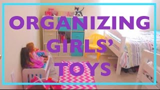MISSION: ORGANIZATION | ORGANIZING GIRLS' TOYS