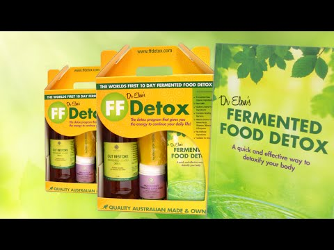 Welcome to the online home of Dr Elens FFDetox   Fermented