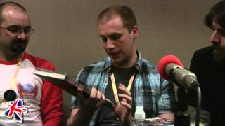 UK Games Expo Seminar: How to get into Roleplaying Games (RPG)