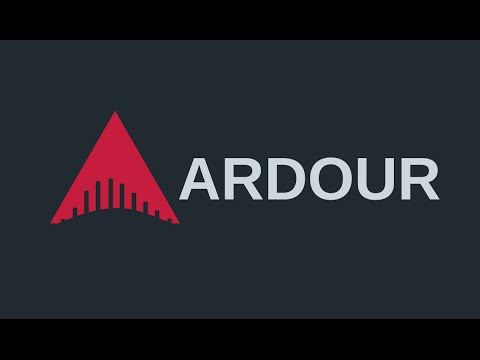 Ardour 4:  Getting A Good Drum Sound With Calf, Hydrogen and Ardour 4 Amazing and Easy!!