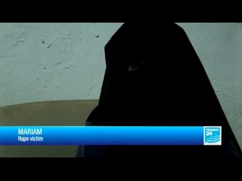 Women imprisoned for being raped in Somalia - FOCUS - 06/06/2013