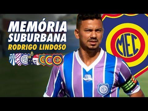 GOLS DE RODRIGO LINDOSO PELO MADUREIRA | MEMÓRIA SUBURBANA #1