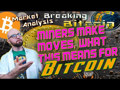 Miner Capitulation May Plummet Bitcoin To $4,500!  Or Is This The Buy Signal We've Been Waiting For?