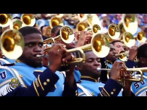 Southern University Human Jukebox Outstanding  The Gap Band  Louisiana Tech 2018