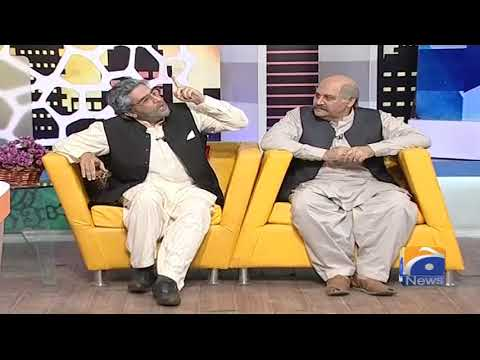 Khabarnaak - 26 May 2018 - Geo News