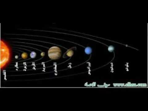 ما هي المجموعة الشمسية؟ - YouTube