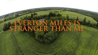 Everton Miles is Stranger than Me BOOK TRAILER