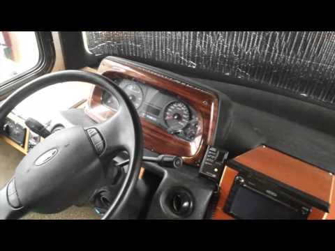 RV Updates - Dashboard and Seat
