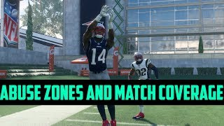 MADDEN 18 - ABUSE ZONES AND MATCH COVERAGE (MONEY PLAY)