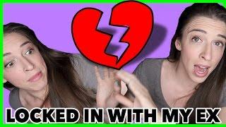 Locked In A Room With My Ex!