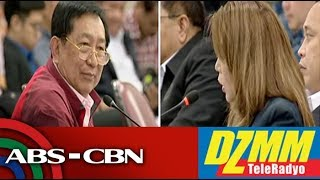 DZMM TeleRadyo: Solons chide Customs' Mangaoang over answers in House probe