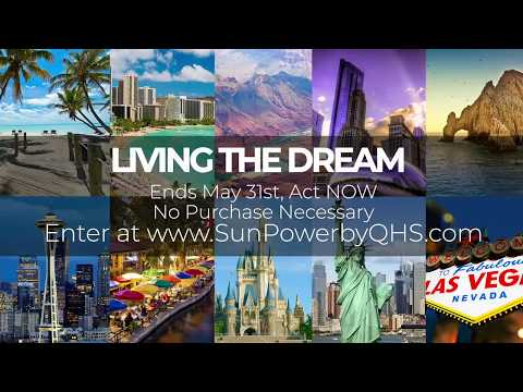 SunPower by QHS - 2018 Vacation Giveaway