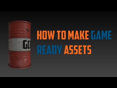 Creating Game Ready Animations for Production with Bill