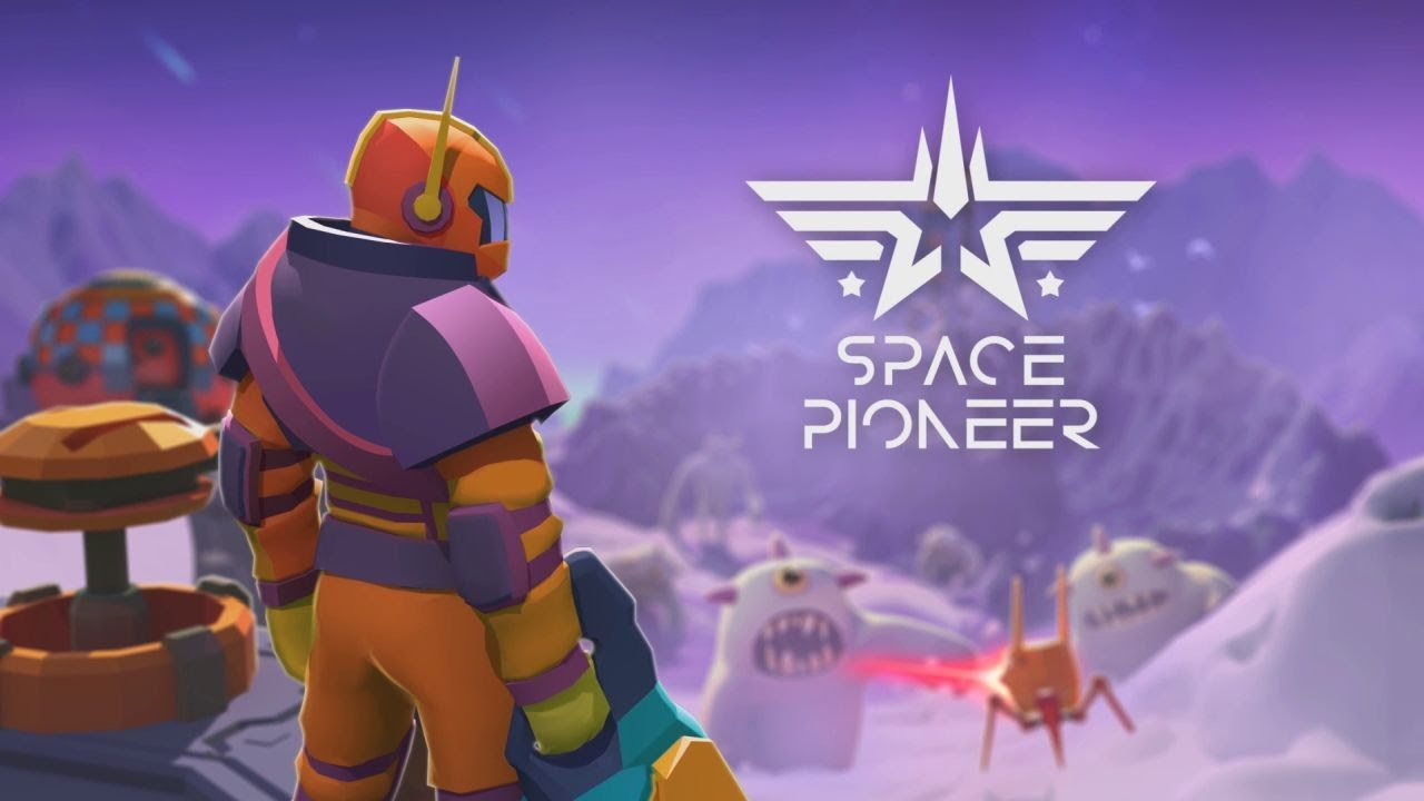 Купить Space Pioneer