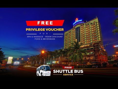 Planet Holiday Hotel & Residence - August Promo