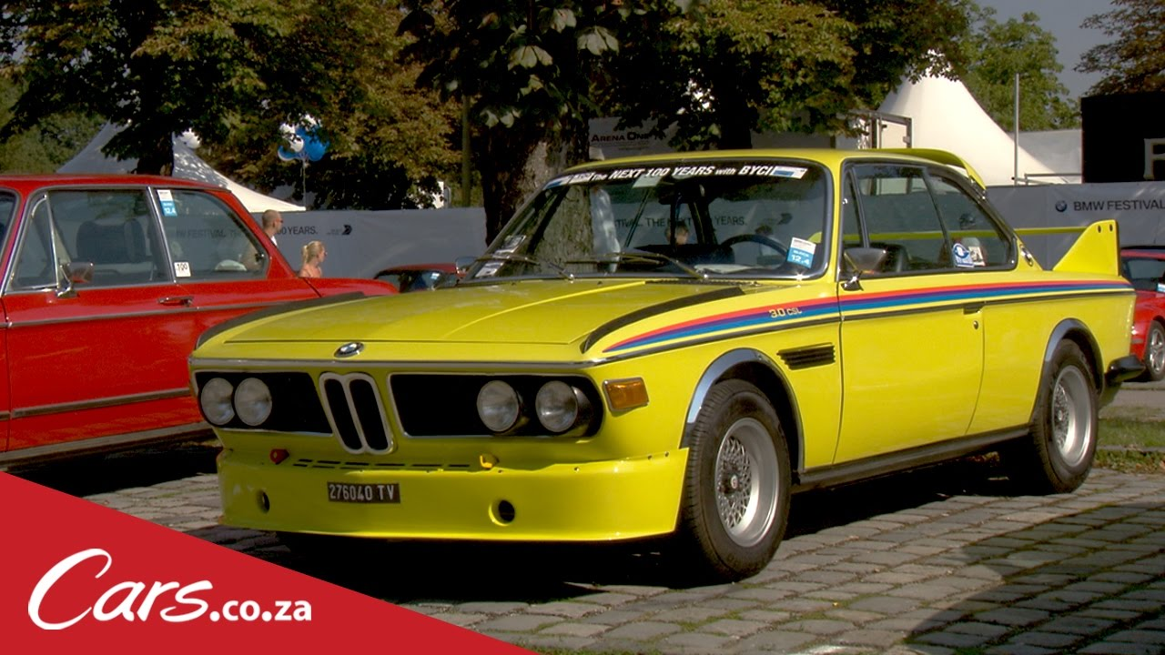 Bmw S 100 Year Festival Countless Classic Bmws In Munich Youtube