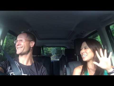 Health Fest Carpool Karaoke and Yofit with Angela