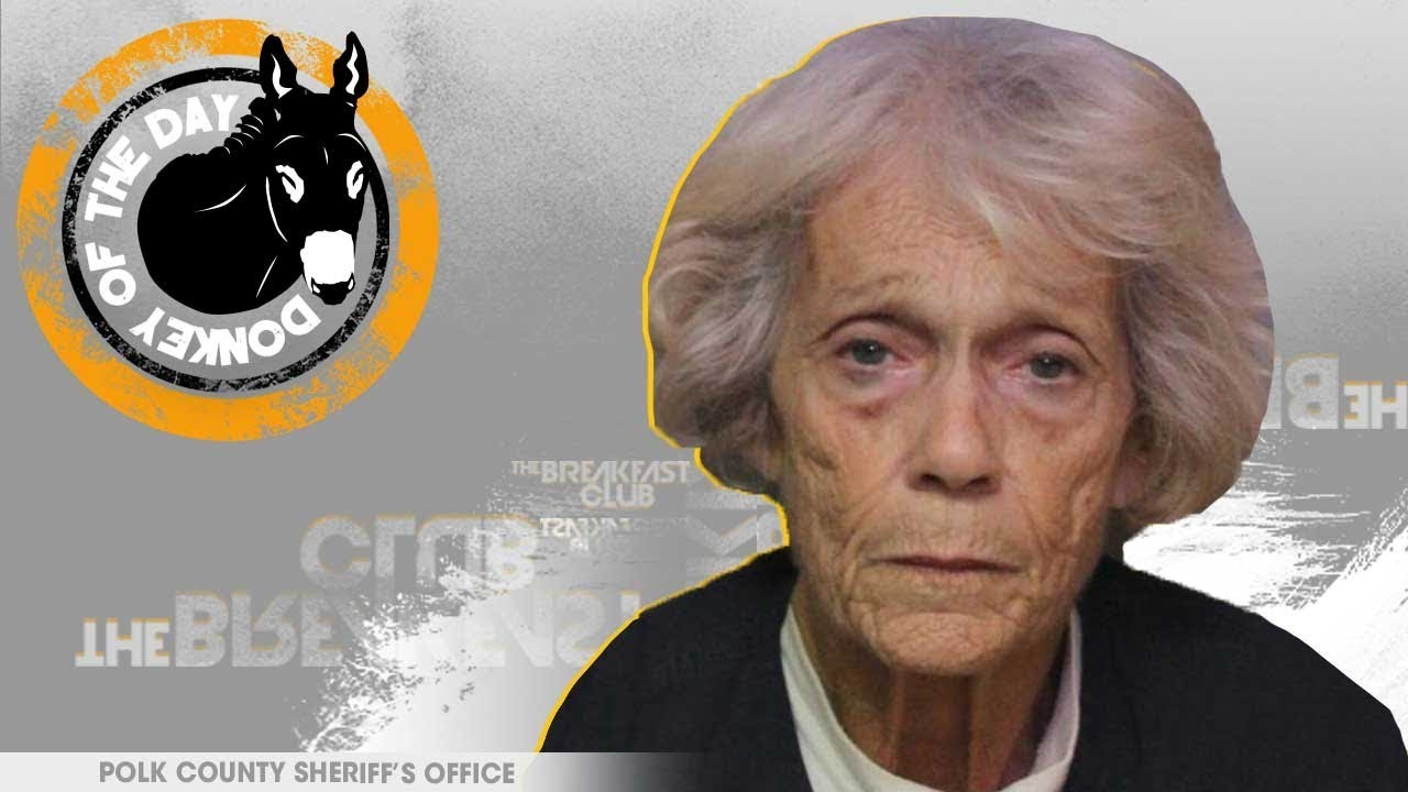 Elderly Florida Woman Takes Her Meth To Doctor To See If It Was Safe To Smoke