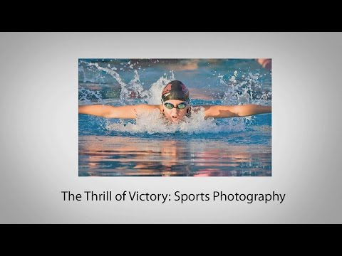 The Thrill of Victory: Sports Photography