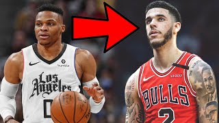 8 NBA STARS THAT ARE ABOUT TO BE TRADED BY THE 2021 TRADE DEADLINE