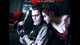 Sweeney Todd The Demon Barber of Fleet Street (Instrumental Score) 10. Epiphany