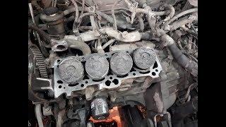 Toyota Corolla 5-byudjet ta'mirlash Vadim