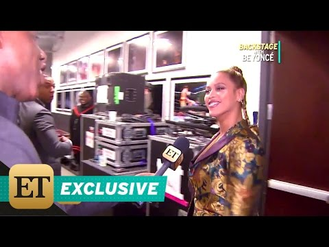 EXCLUSIVE: Backstage With Alicia Keys, Joe Jonas and More at Tidal Concert